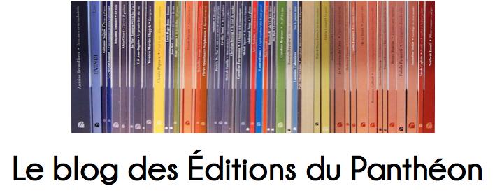Le blog des Éditions du Panthéon
